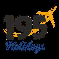 One Ninety Five Holidays Logo